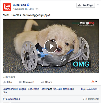 Engagement Labs | BuzzFeed Image