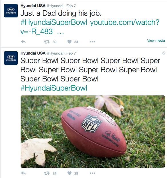 super bowl social data