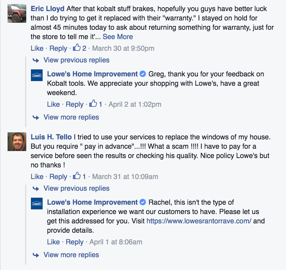 Lowe's Social Media Strategy | Engagement Labs