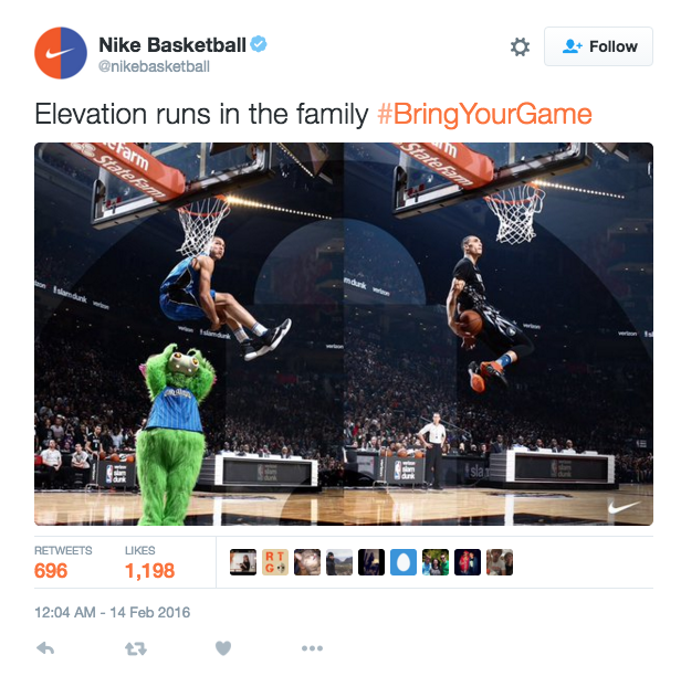 Engagement Labs | Nike Basketball Social Media Example