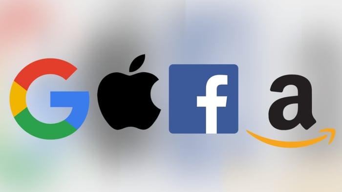 Four Digital Horsemen: Amazon by a Length