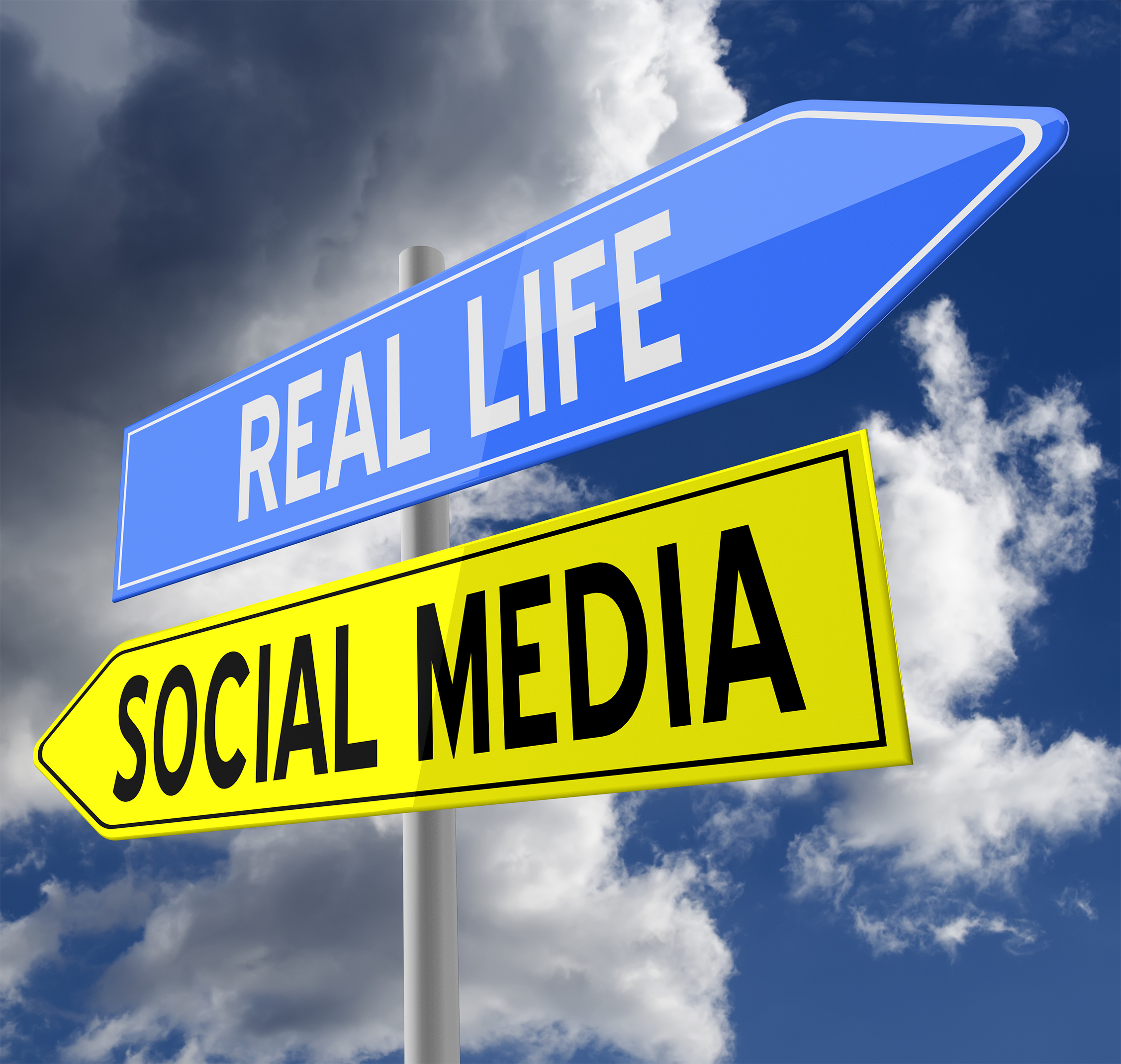 "Social Media vs. ""Real Life"": Why Brands Should Care"