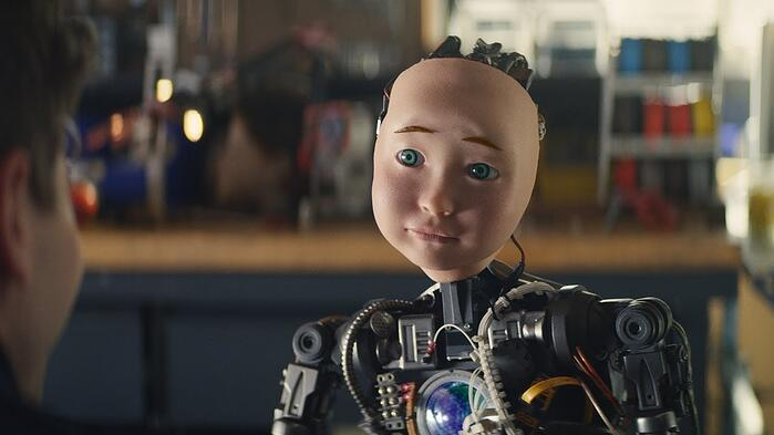 "TurboTax's ""Robo Child"" commercial"