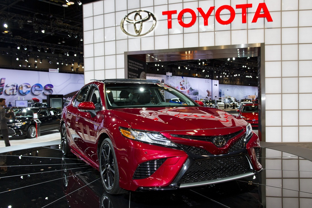 Toyota's Lead in TotalSocial® Influence Is a Strength in a Tough Year for Automakers