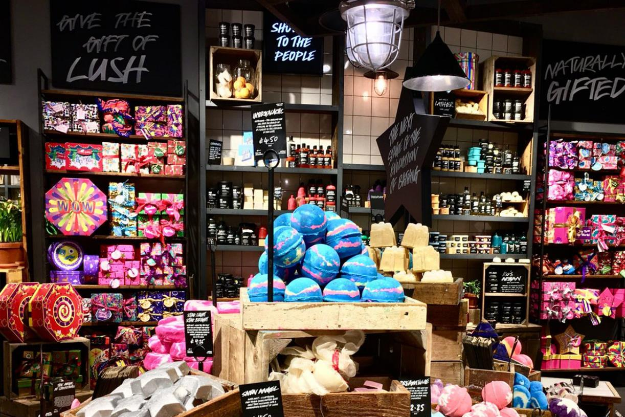 LUSH Ranked #1 Atop Kantar TotalSocial® Top 10 UK Beauty Brands, Despite Its Recent Exit from Social Media