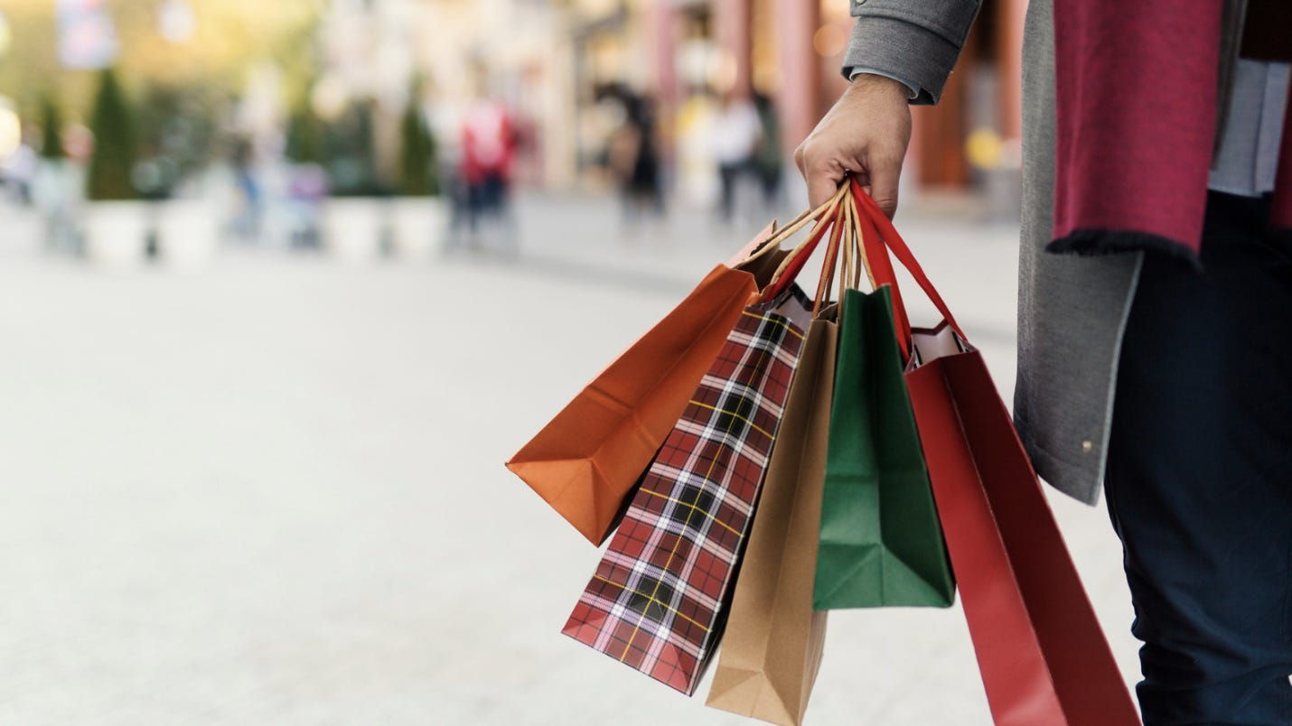 On Eve of the Holiday Shopping Season, Consumers are Buzzing About Retail