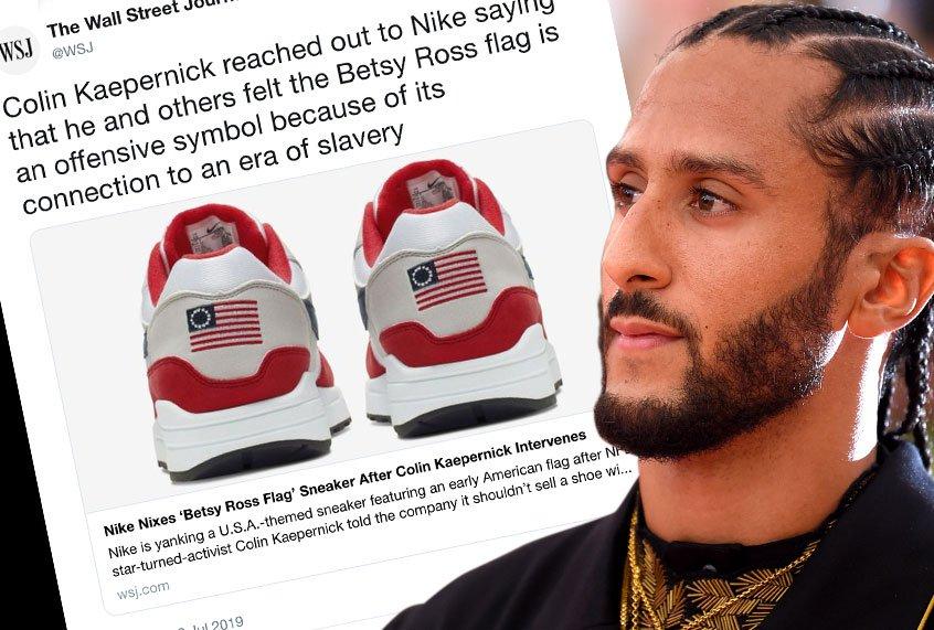 Nike Avoids Major Fireworks Over July 4th Retreat