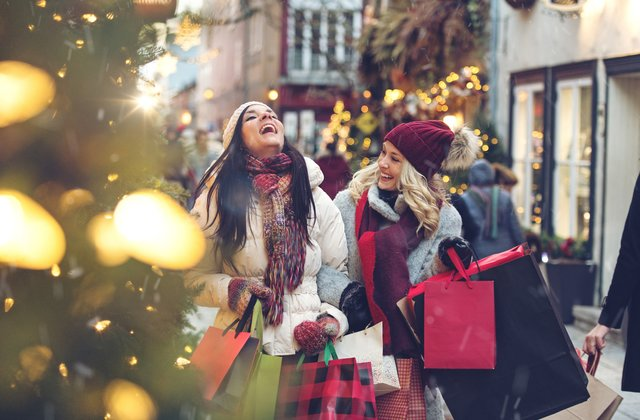 Holiday Shopping Conversations Favor Big Mass Merchants Over Specialty Stores